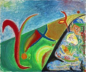 Female Energy Artwork