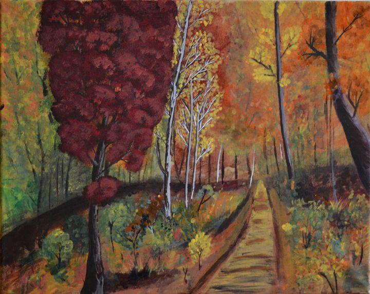 Autumn hues - Valli