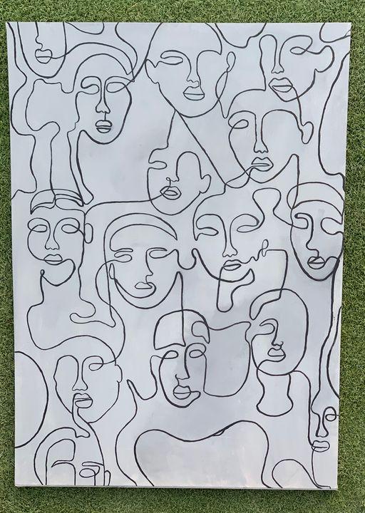 line art - ms art