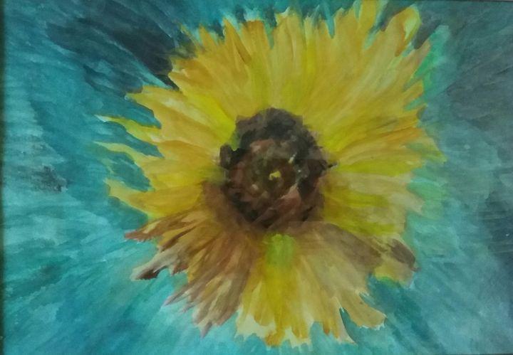 Sun Flower - NKAA
