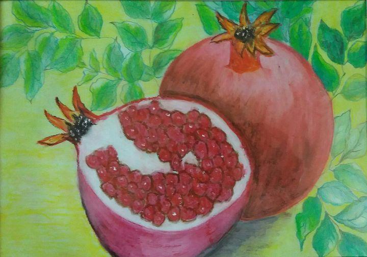 Pomegranate - NKAA