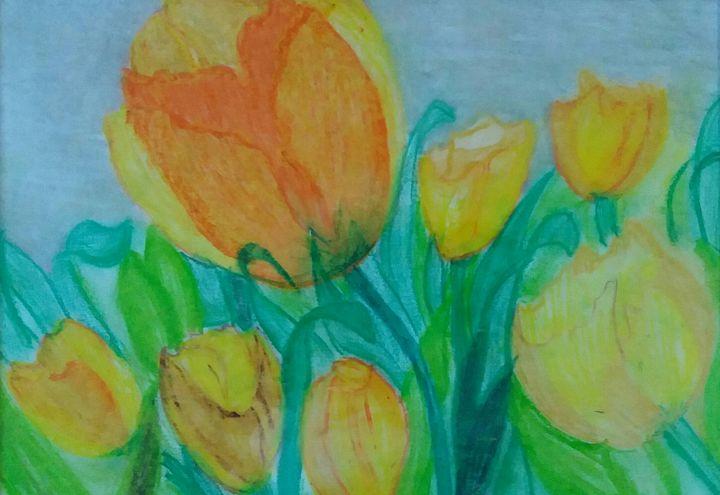 Tulip Flowers - NKAA
