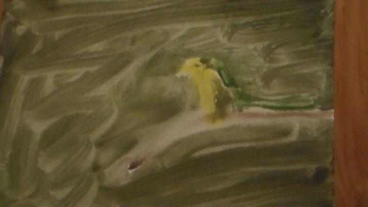 Bird on a stick - Matt Andrade