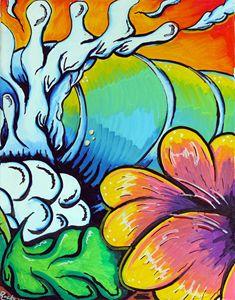 Flower Wave pt 2