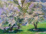 "16x20"" Original Acrylic Landscape"