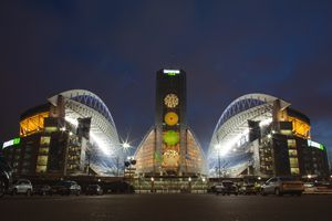 Home of the Super Bowl XLVIII Champs - LFU Productions