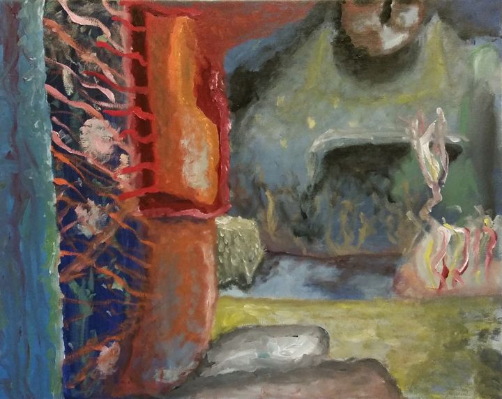 Coral Grief - Seth Headdy - Surrealist