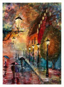Lamplight Lane #1