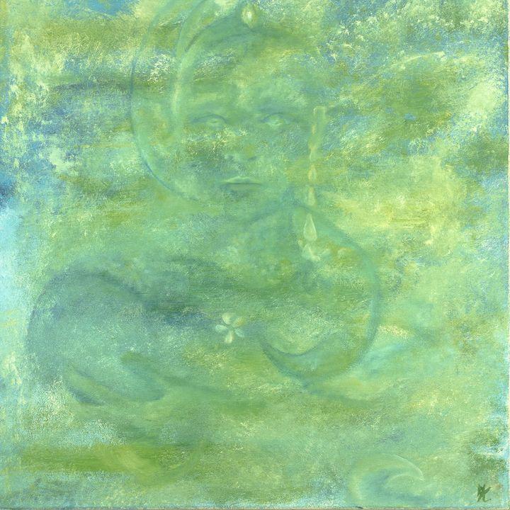 Rêv'elle - Kelly'dée Peintre intuitive