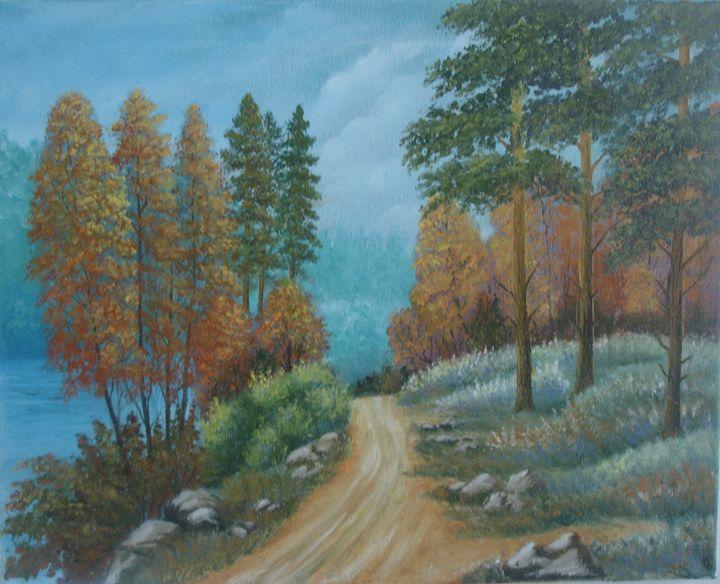 Autumn - Natalie's Art