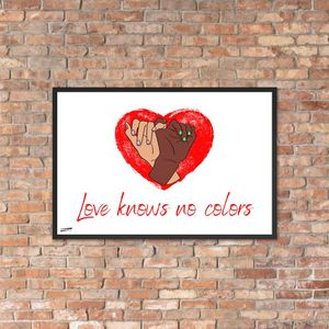 Love knows no colors