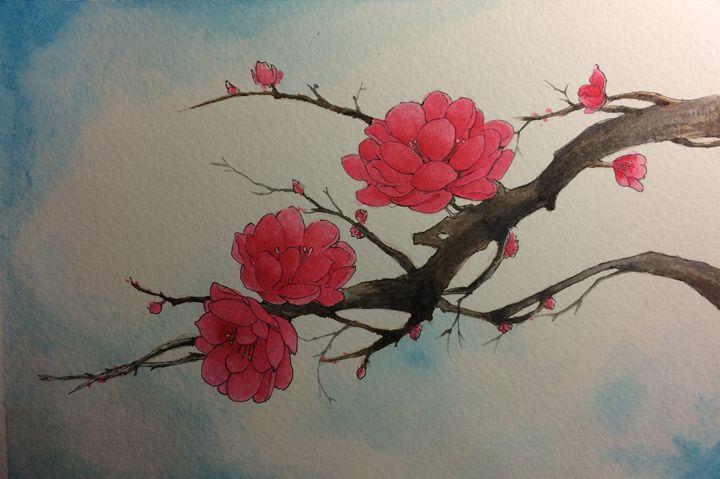 Peach-blossom - Duc Duong