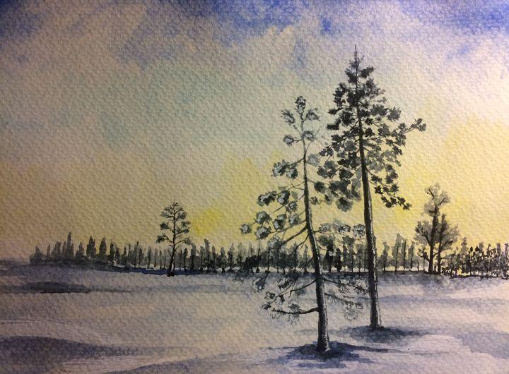 Tree and sky - Duc Duong