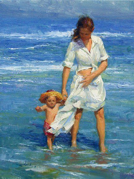 Sea Child - John's Paintings
