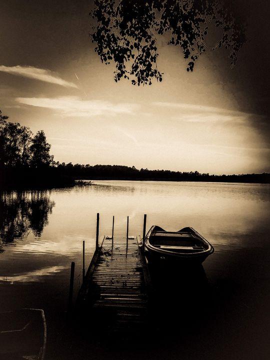 The lake - HenrikG Photography