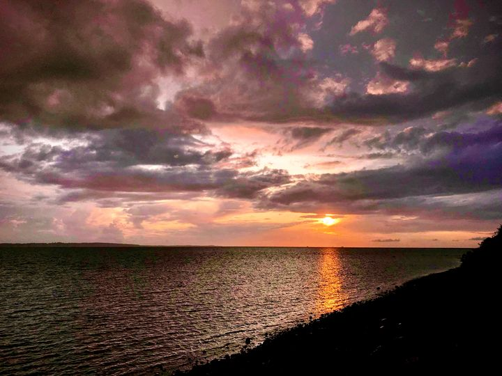 The sunset - HenrikG Photography