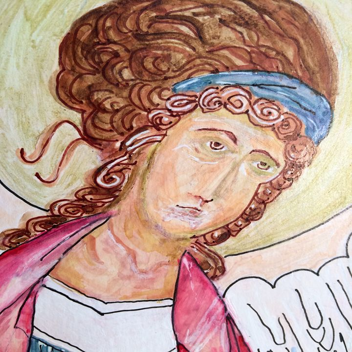 ARCHANGEL GABRIEL - Art for God