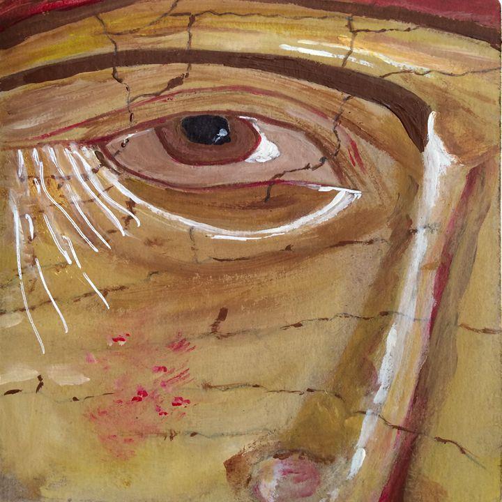VIRGIN'S EYE - Art for God