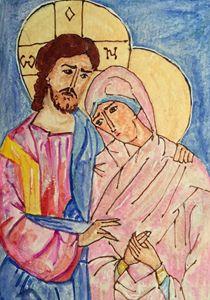 CHRIST &* MARY