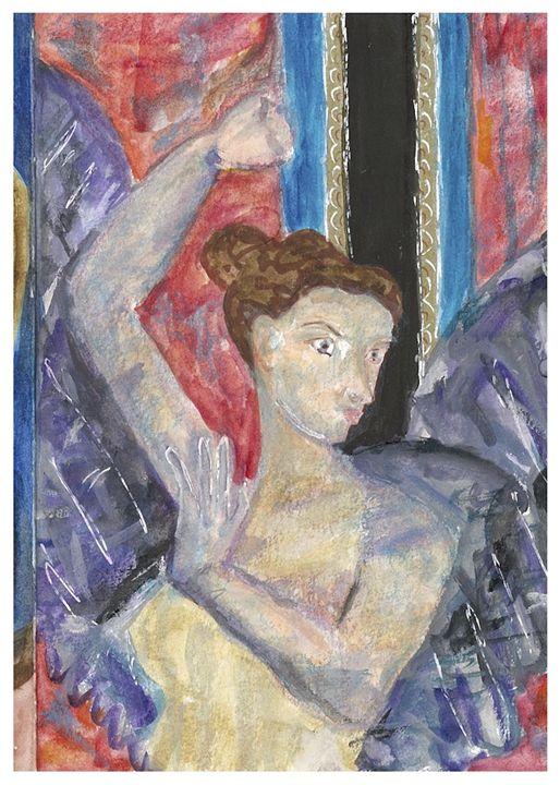 POMPEI ANGEL - Art for God