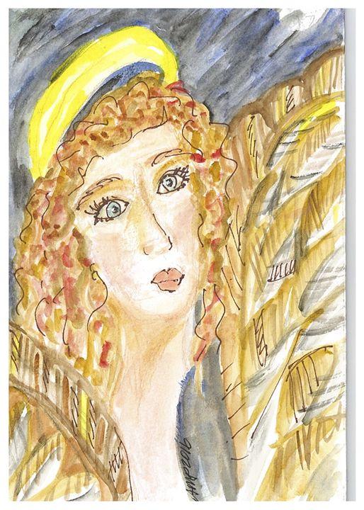 AMBER ANGEL - Art for God