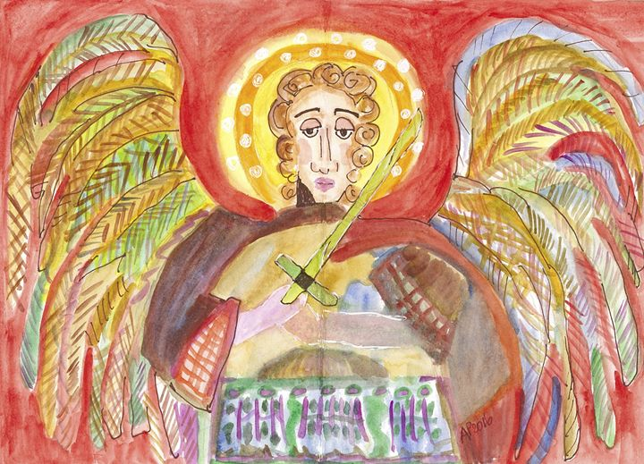 ST. MICHAEL, ARCHANGEL - Art for God