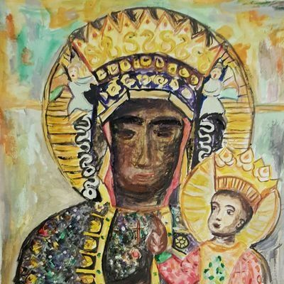 Our Lady of Czestochowa - Art for God