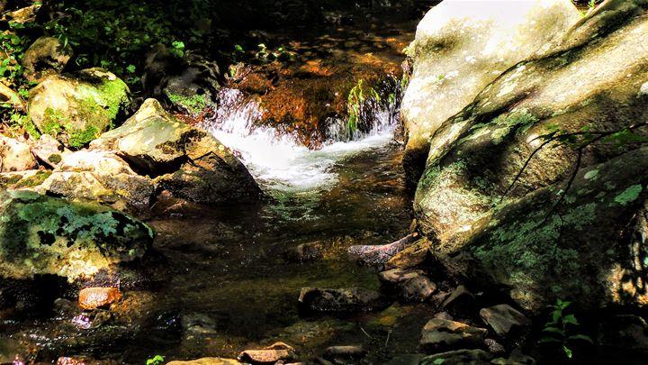 Meander Falls - Jonathan M. Schwartzman