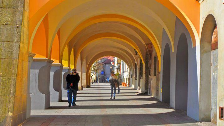 European Arches - Jonathan M. Schwartzman