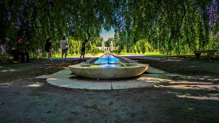 Untermeyer Gardens - Jonathan M. Schwartzman