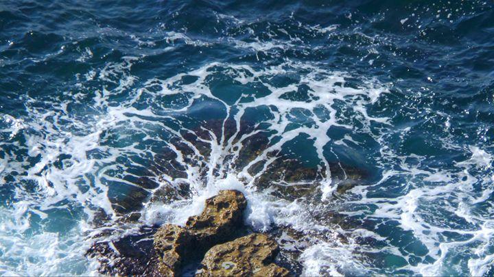 Chopping Water - Jonathan M. Schwartzman
