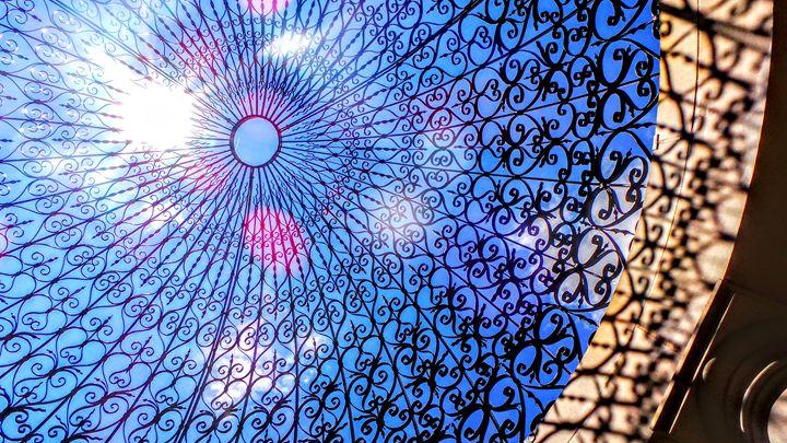 Domed Metalwork - Jonathan M. Schwartzman