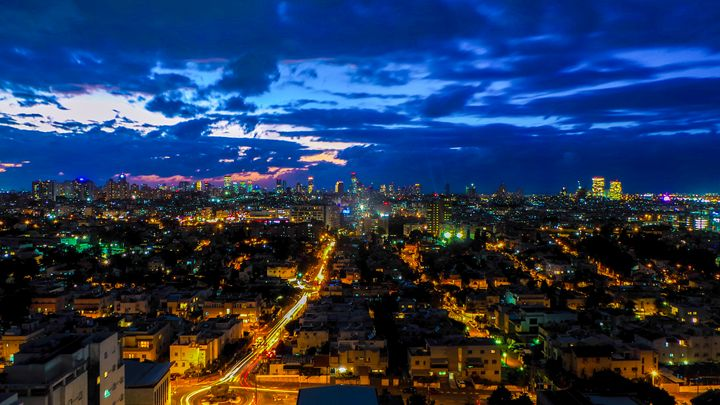 Road To Tel-Aviv - Jonathan M. Schwartzman