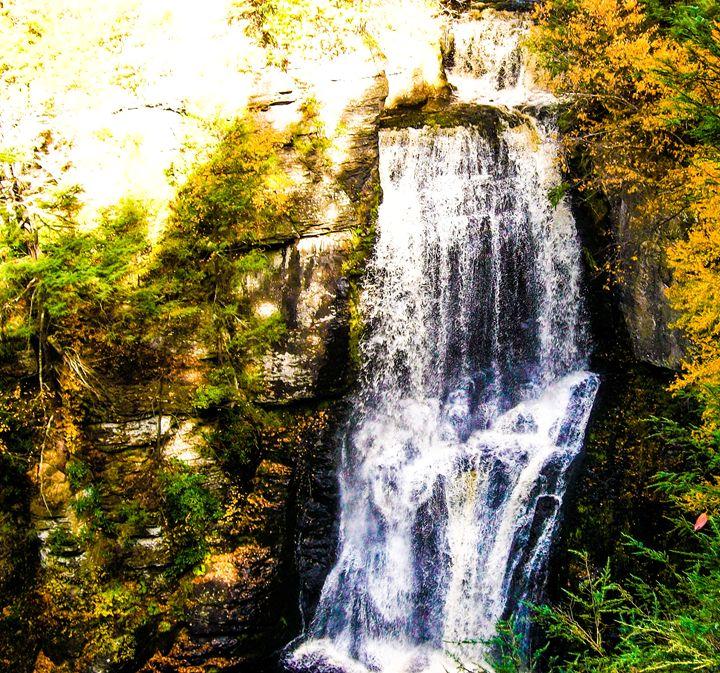 Bushkill Falls - Jonathan M. Schwartzman