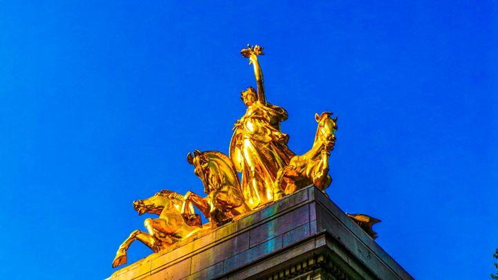 Columbus Circle - Jonathan M. Schwartzman