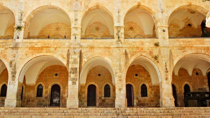 Rothschild's Arches - Jonathan M. Schwartzman