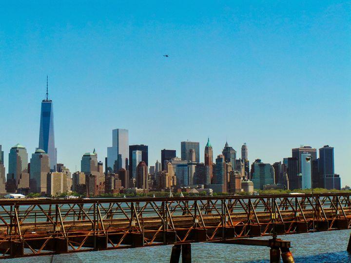 Across The Hudson River - Jonathan M. Schwartzman