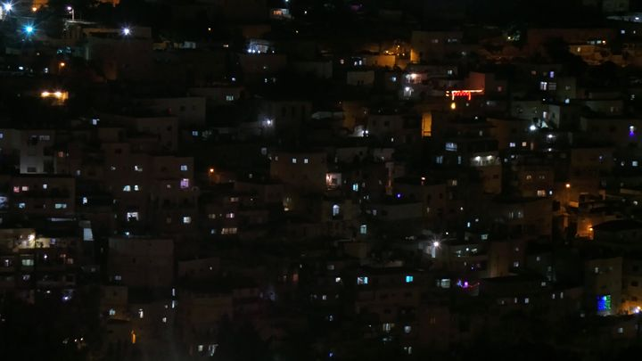Dim Lights Of Silwan - Jonathan M. Schwartzman