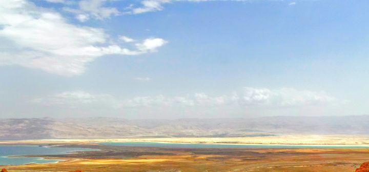 Salt Flats - Jonathan M. Schwartzman