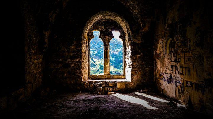 Window Unto Lifta - Jonathan M. Schwartzman