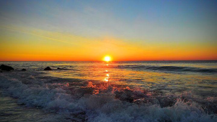 Sunrise - Jonathan M. Schwartzman