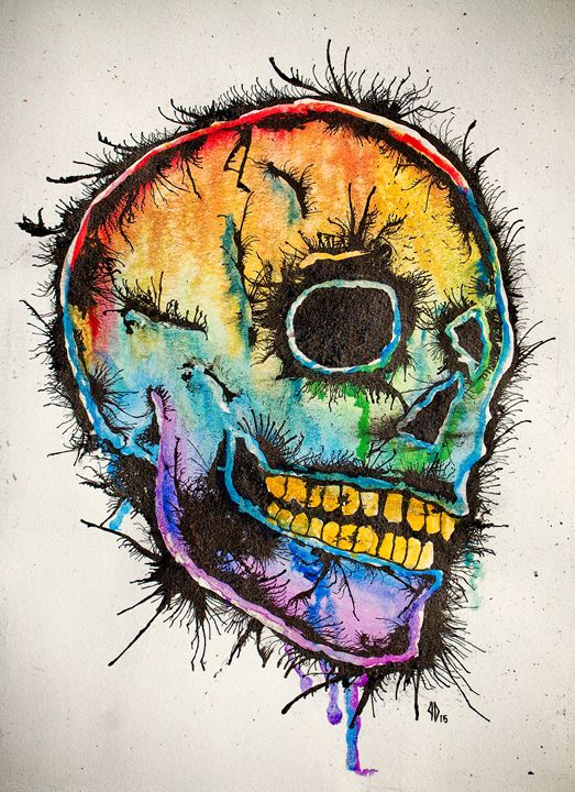 Skull 1 - Defying Boundaries