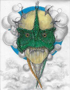 Undercover Skull - moonpye