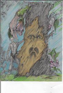 Weeping Willow - moonpye