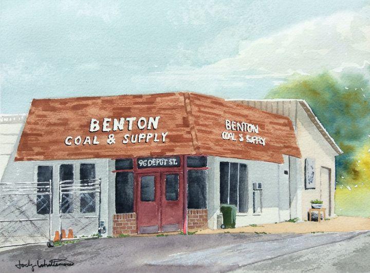 Benton Coal & Supply of Ringgold, GA - Jody Whittemore