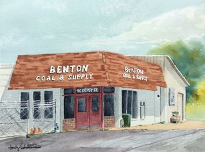 Benton Coal & Supply of Ringgold, GA