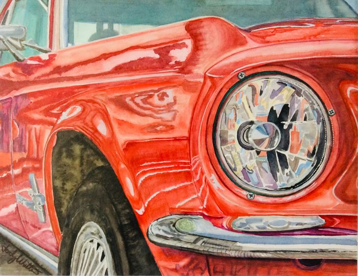 Ford Mustang - Jody Whittemore