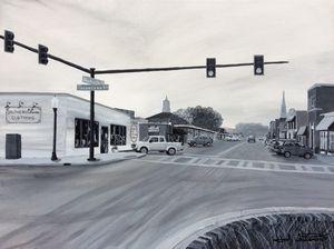 Ringgold Georgia Nashville Street