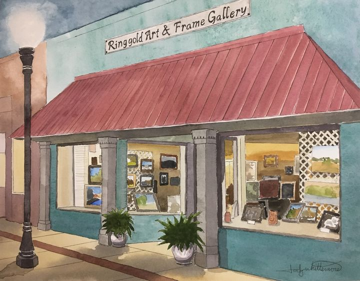 Art and Frame Gallery - Jody Whittemore