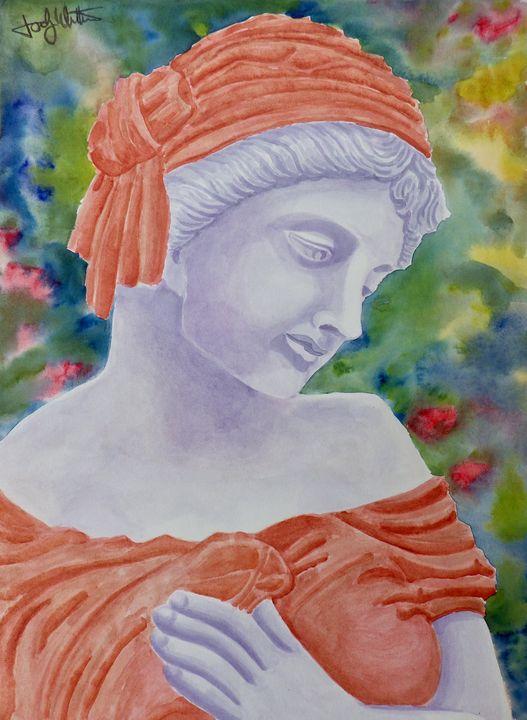 Peaceful Lady - Jody Whittemore